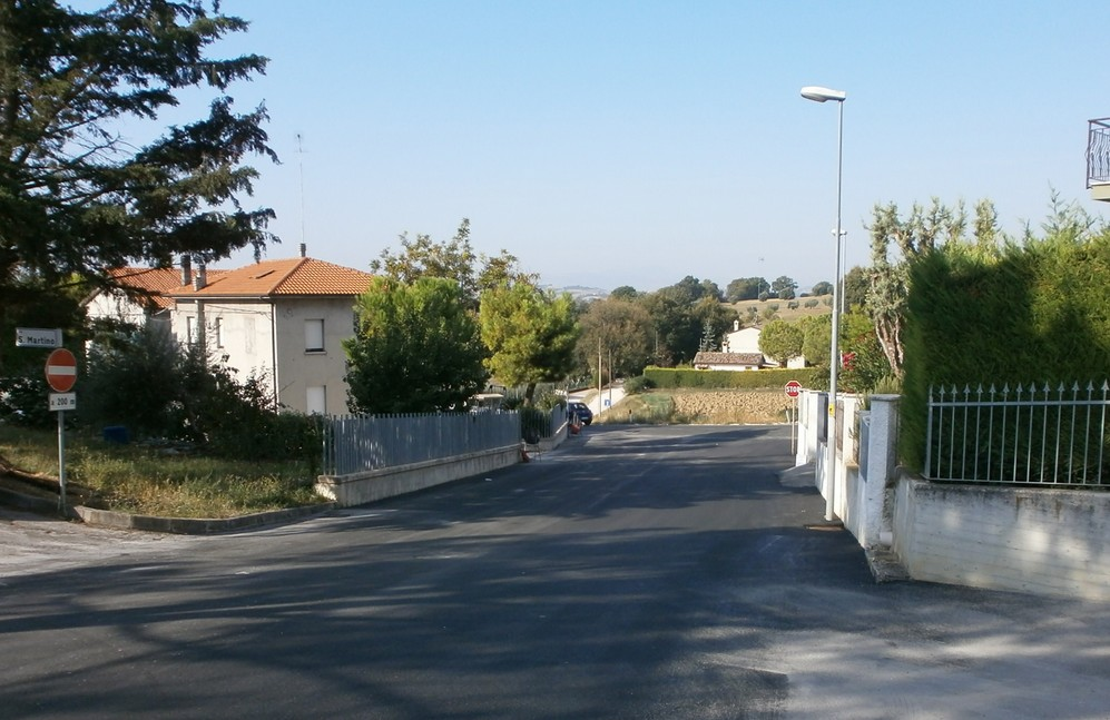 Bitumatura rete viaria cittadina
