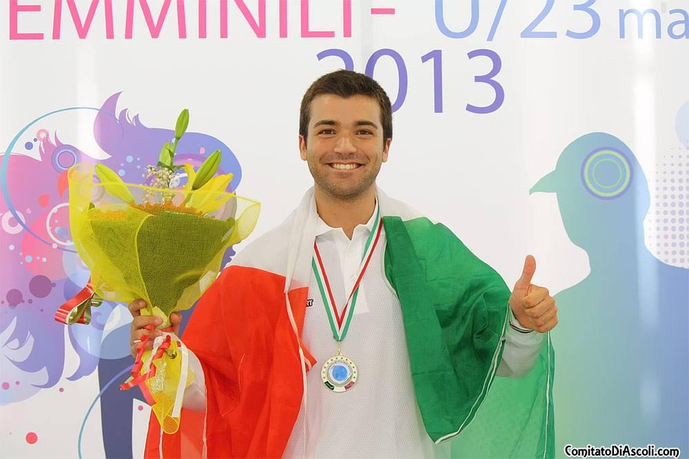 Bocce, Michele Magnaterra campione d'Italia under 23