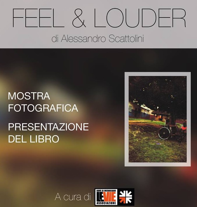 Feel Louder, mostra fotografica all`On Stage