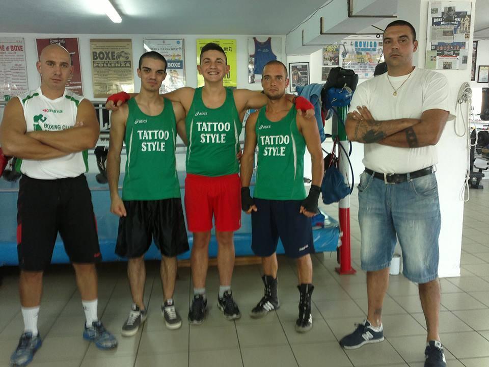 Boxe, qualificazioni per gli assoluti