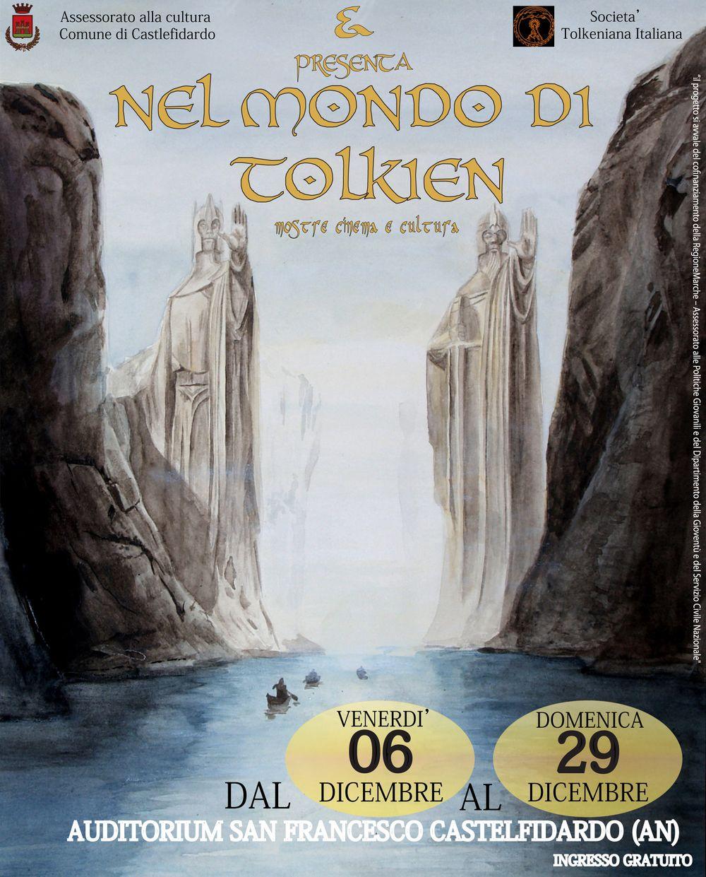 Il mondo di Tolkien all'Auditorium San Francesco