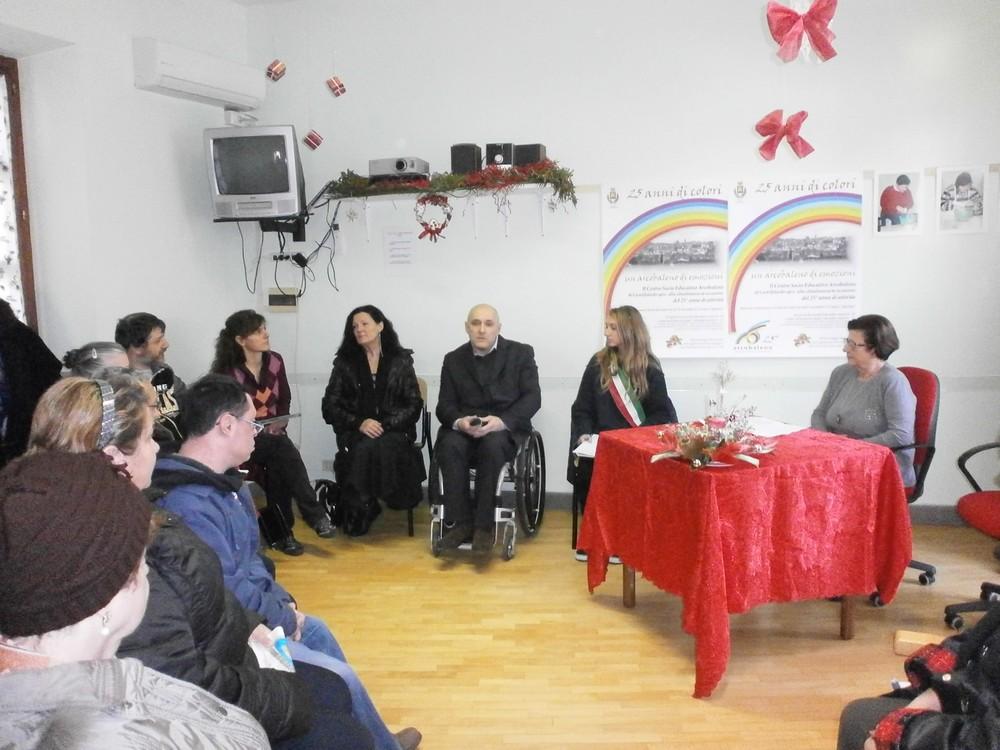 I 25 anni del Centro socio-educativo Arcobaleno