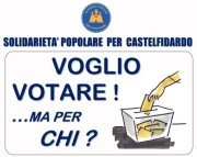 Voglio votare!... ma per chi?