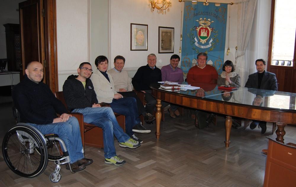 Castelfidardo - Camerano, prove di unione