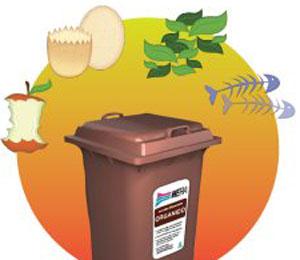 Distribuzione sacchetti per raccolta frazione organica