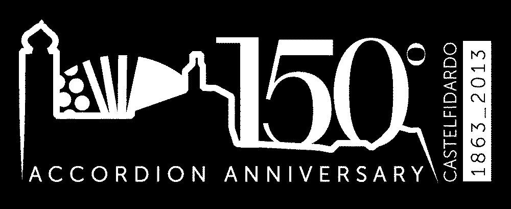 150° anniversario dell`industria della fisarmonica