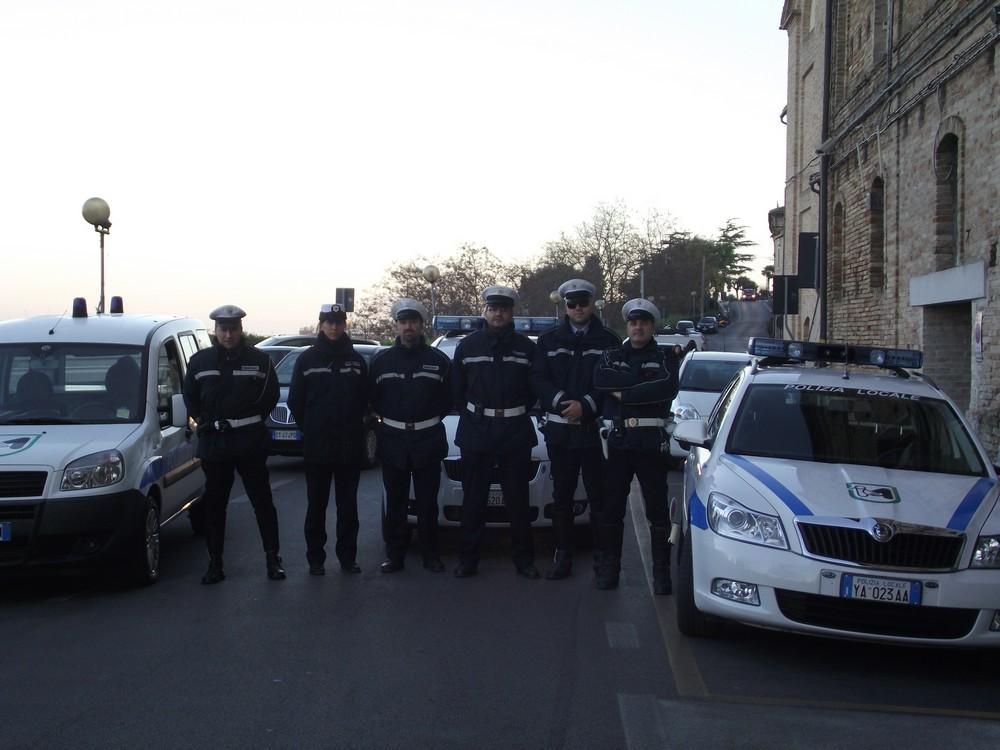 La festa provinciale della Polizia Locale