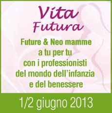 Vita Futura, un contenitore di eventi per mamme e bimbi
