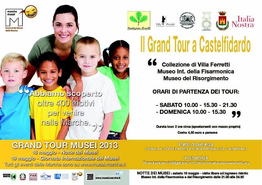 Grand Tour dei Musei con la Fondazione Ferretti