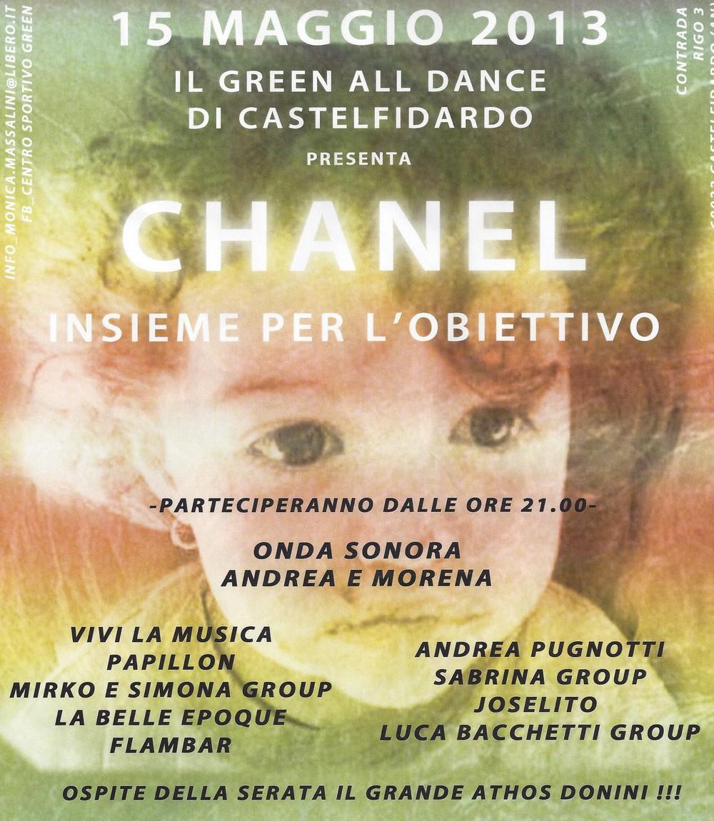 Chanel, insieme per l`obiettivo