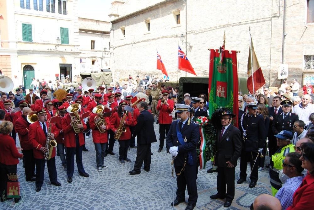 Festa Polizia Locale e XXV Aprile - Album fotografici
