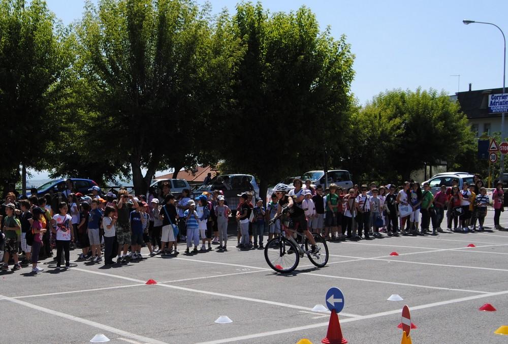BiciInGiro, tutti in sella appassionatamente