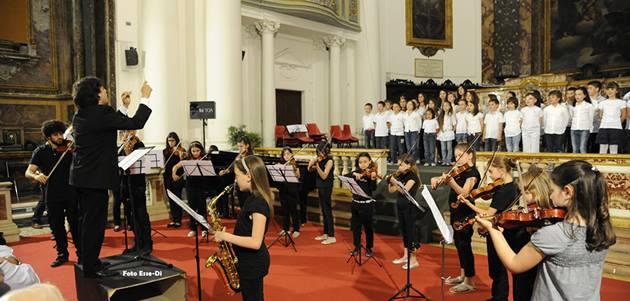 """Saggio scuola di musica """"P.Soprani"""""""