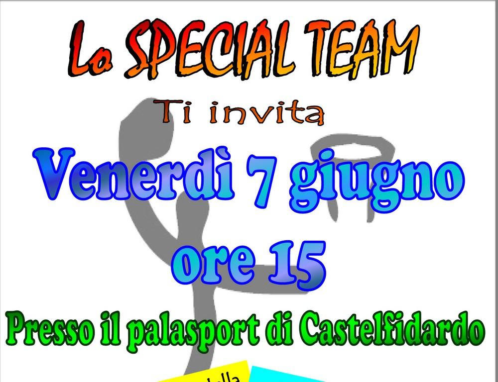 Special Team di integrazione Vis basket-Itis Meucci