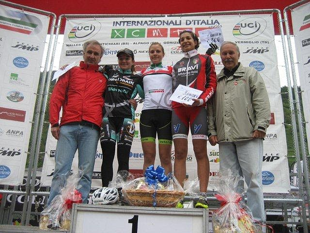 Superbike, Elena Torcianti ancora ai vertici