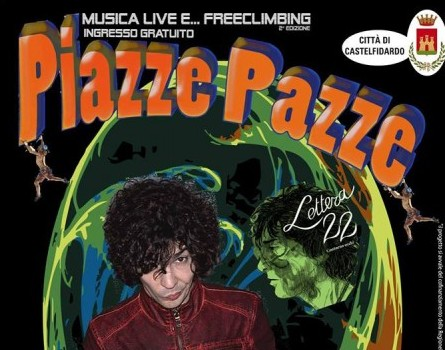 Piazze pazze tra musica live e sport estremi