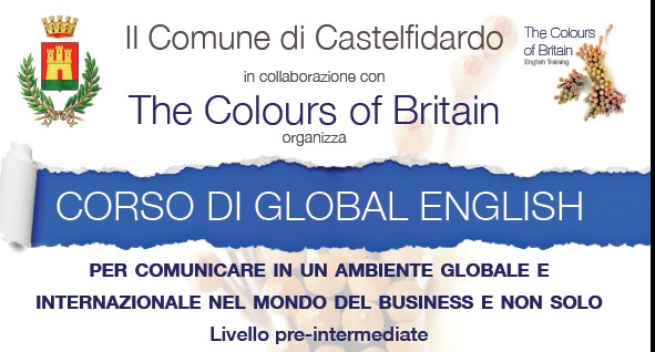 Corso di Global English: iscrizioni da lunedì 2