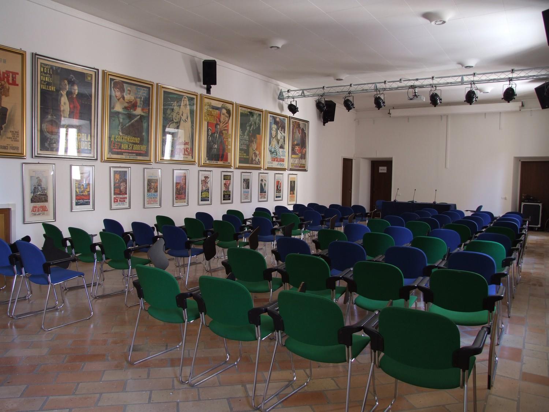 Restyling della Sala Convegni