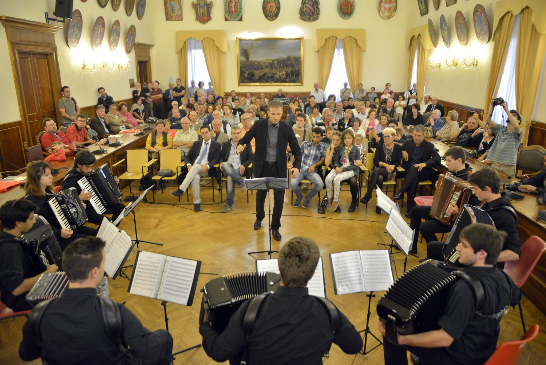 Fif, all`Astra la Filarmonica Marchigiana