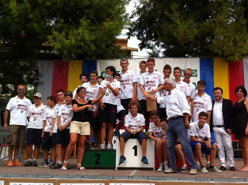 Superbike, successo organizzativo, tappa al Tirano