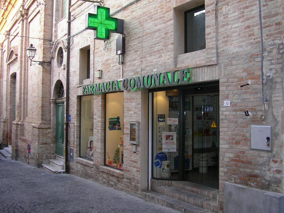 Farmacia Centro al 100% del Comune