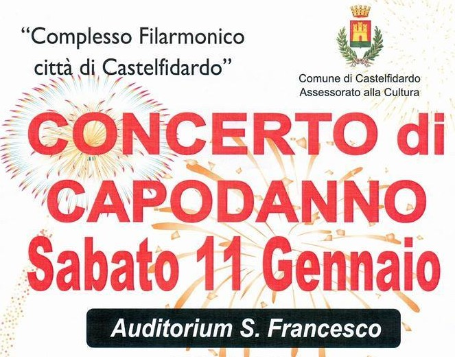 Concerto di Capodanno col gruppo Filarmonico