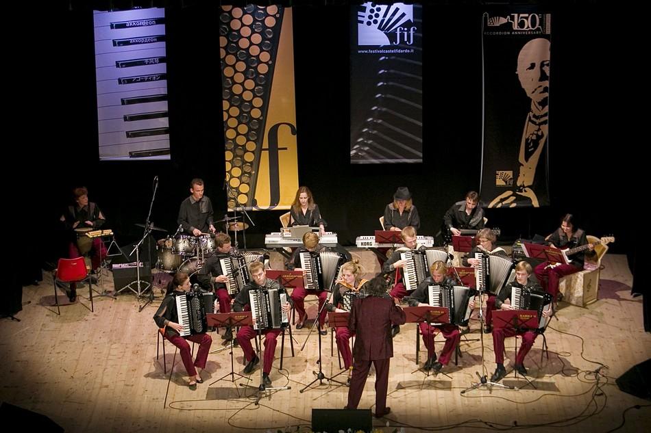 Ecco le date del Premio internazionale di Fisarmonica
