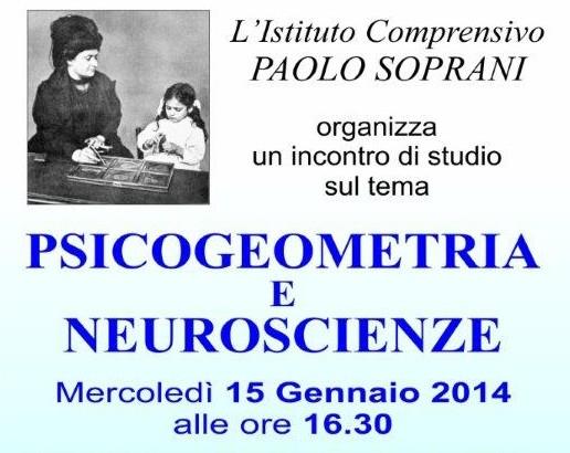 """""""Psicogeometria e neuroscienze"""""""