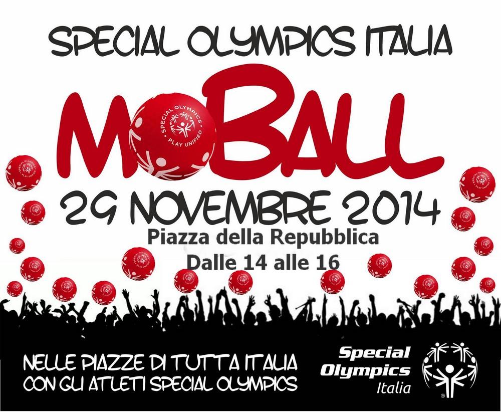 Moball, sabato in piazza per valorizzare le diversità