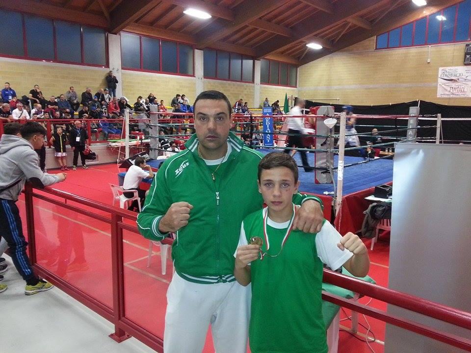Boxe, qualificazioni Marche Umbria al palas