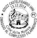 """""""Castelfidardo, Città della musica"""""""