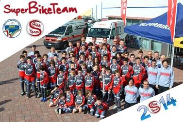 Superbike team, presentazione ufficiale