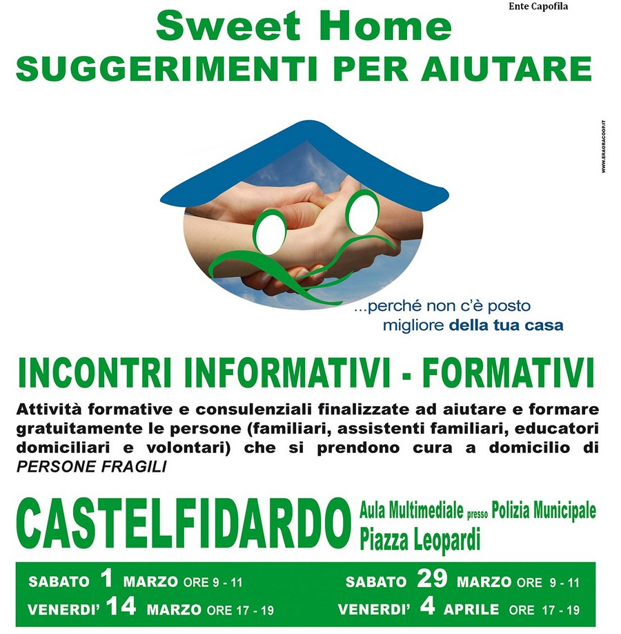 "Home Care Premium, primo incontro per ""caregivers"""