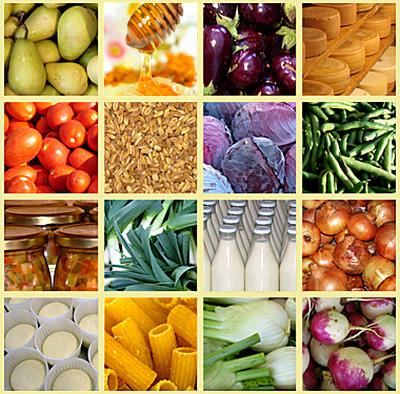 Posteggi vendita prod. agricoli mercati lunedì giovedì