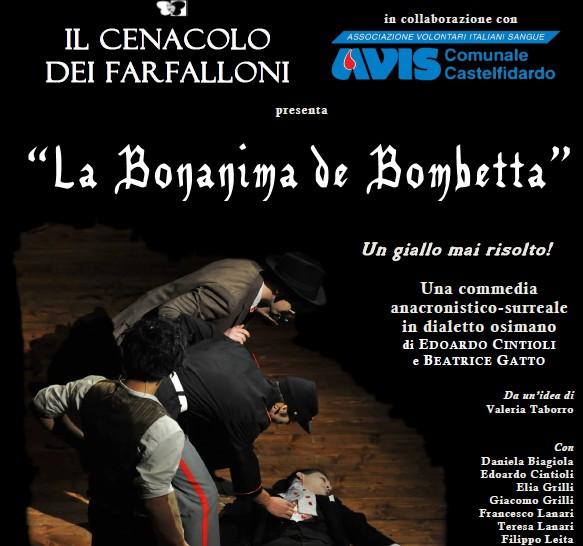 """Avis sostiene Follereau con """"La Bonanima de Bombetta"""""""