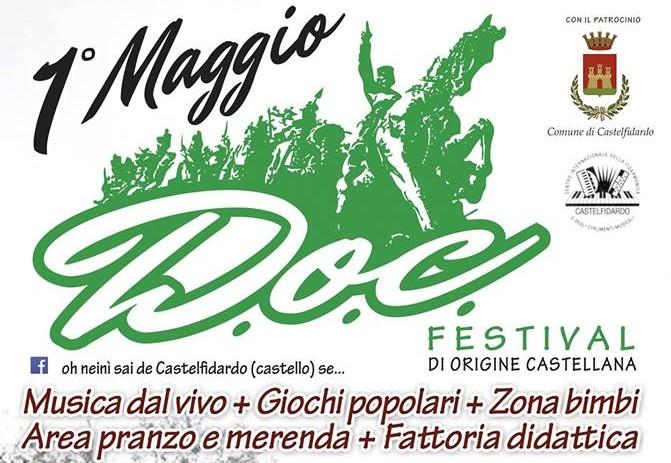 """Doc Festival, I maggio """"di una volta"""""""