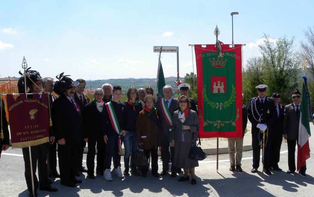 Castelfidardo omaggia le donne partigiane