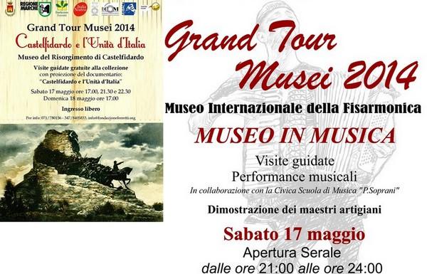Grand Tour Musei della fisarmonica e del Risorgimento