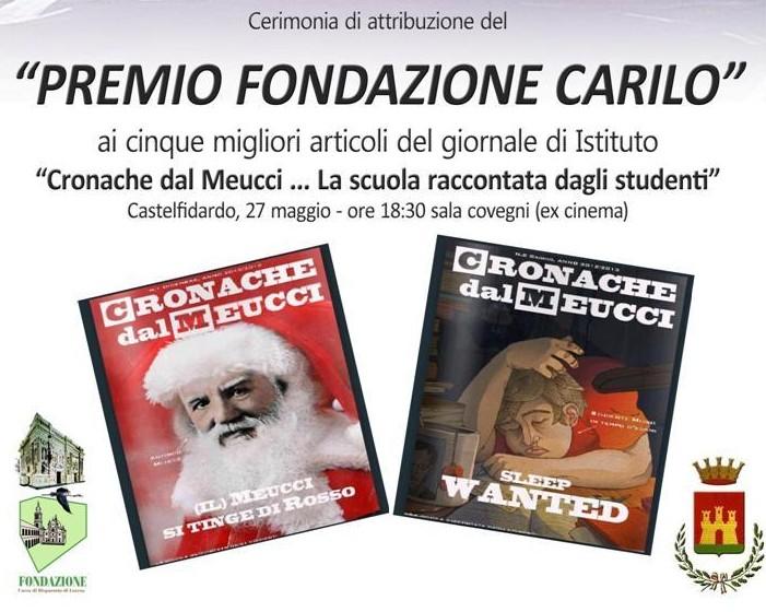Cronache dal Meucci, le premiazioni
