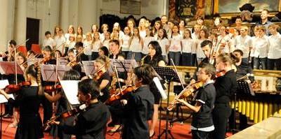 """Scuola di musica """"Soprani"""", saggi e lezioni gratuite"""