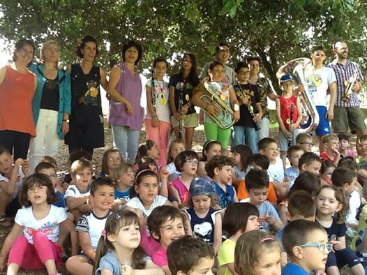 Rodari, concerto di fine anno scolastico