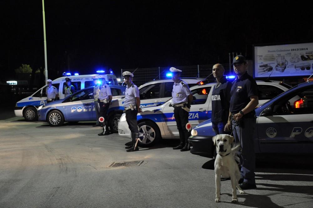 Controlli congiunti Polizia Locale e Polizia di Stato