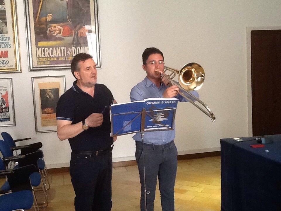 Masterclass col maestro Rinaldo Strappati