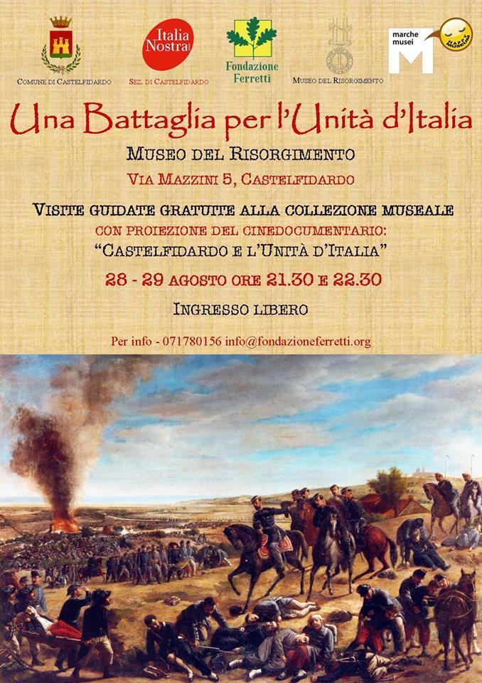 Una Battaglia per l'Unità d'Italia