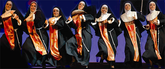 "Il musical The Sisters apre le danze all' ""Astra"""