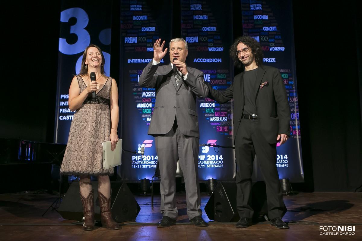 Premio di fisarmonica, una grande edizione