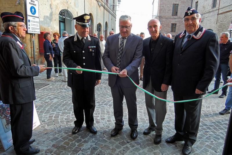 Raduno interregionale Arma dei carabinieri