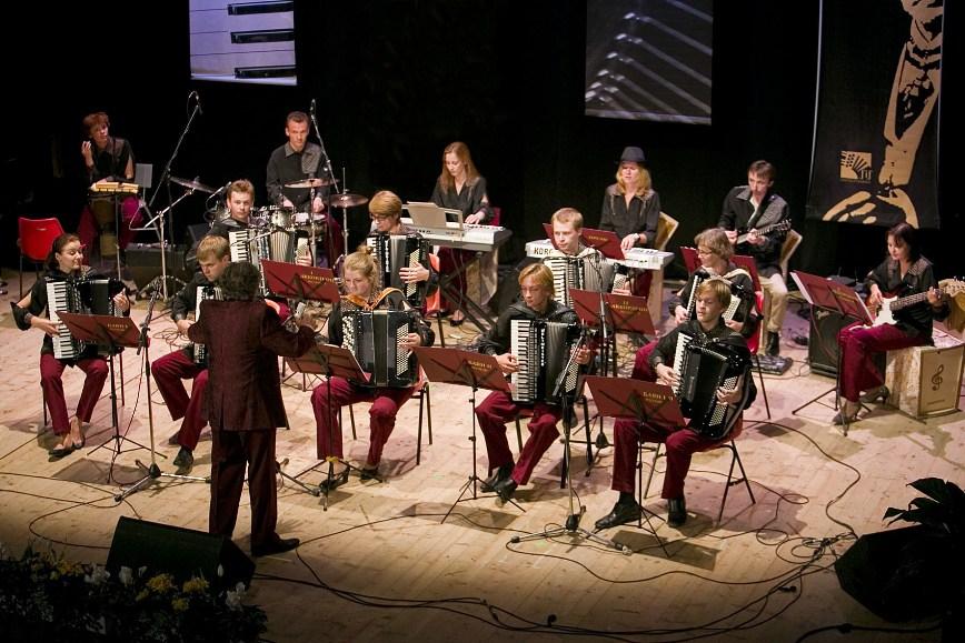 Premio di Fisarmonica, boom di iscrizioni
