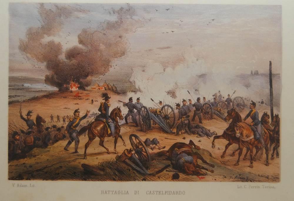 Giovedì 18, 154° anniversario della Battaglia