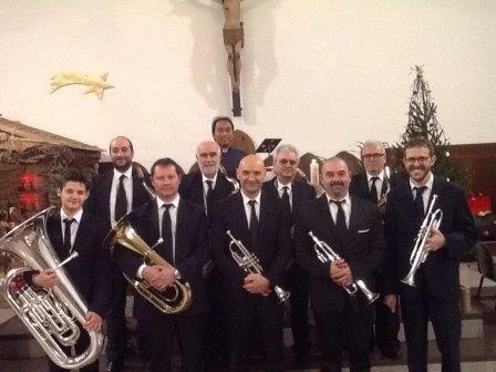 Wind ensemble nella Chiesa di Sant`Antonio